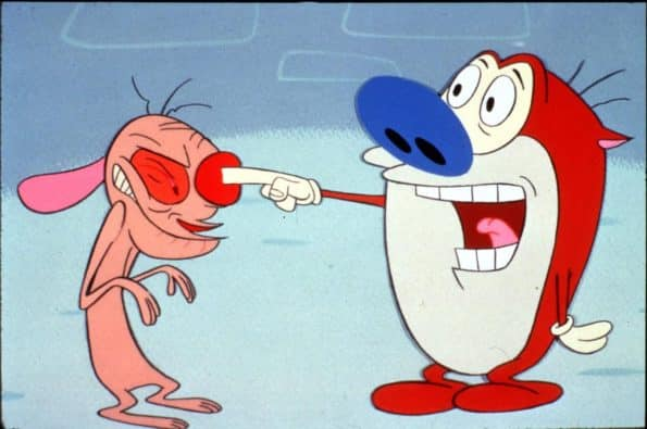 Ren & Stimpy Documentary to Dive into Creator John Kricfalusi Fall from Grace Nickelodeon Nicktoon
