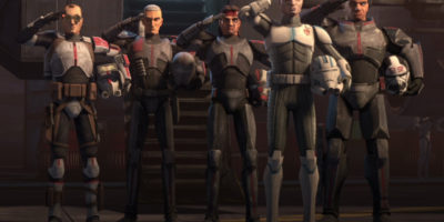 Star Wars: The Bad Batch. Star Wars: The Clone Wars, Dave Filoni, Disney+, spinoff