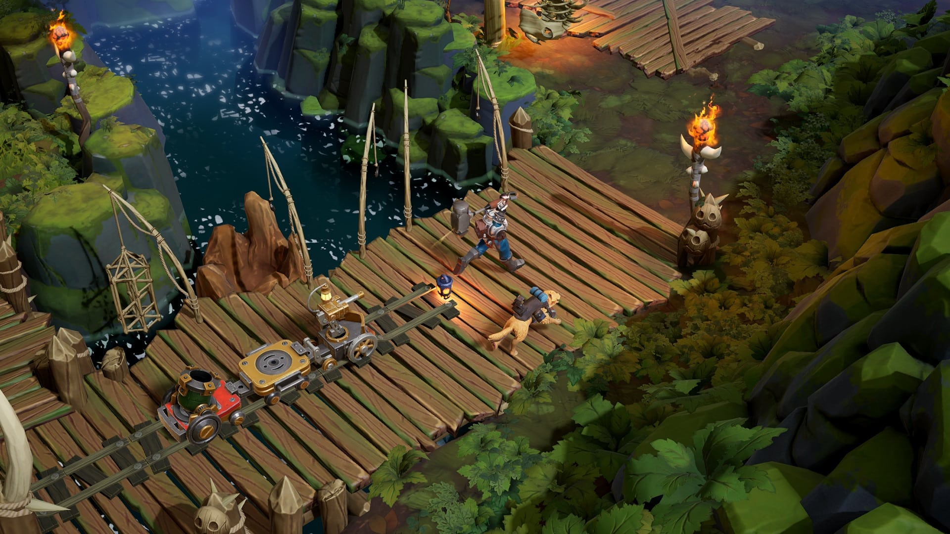 Torchlight III Early Access preview Steam Echtra Games