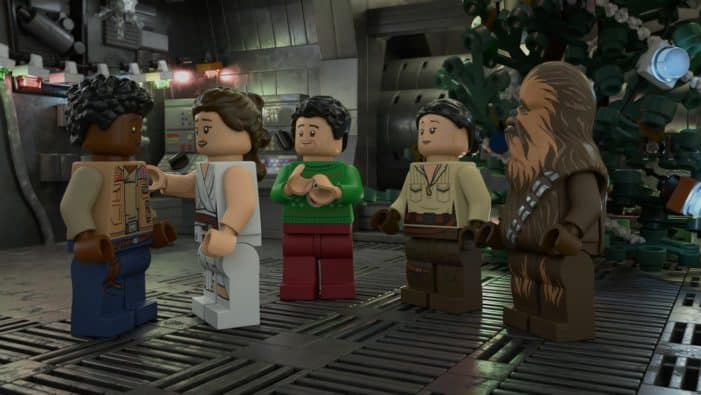The Lego Star Wars Holiday Special is coming to Disney+ on November 17, a comical update on the much maligned 1978 Christmas special. Lucasfilm
