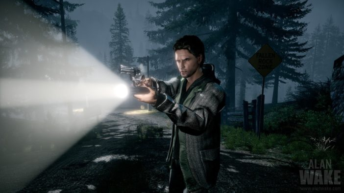 Alan Wake, Awe, Control, Remedy, Remedy Connected Universe