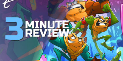 Battletoads Review in 3 Minutes Dlala Studios