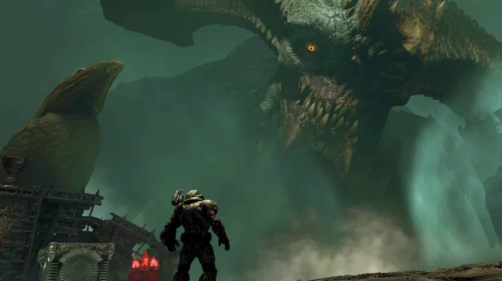 Doom Eternal: The Ancient Gods, Part One DLC id Software Bethesda makes you wonder what a great DLC expansion really looks like