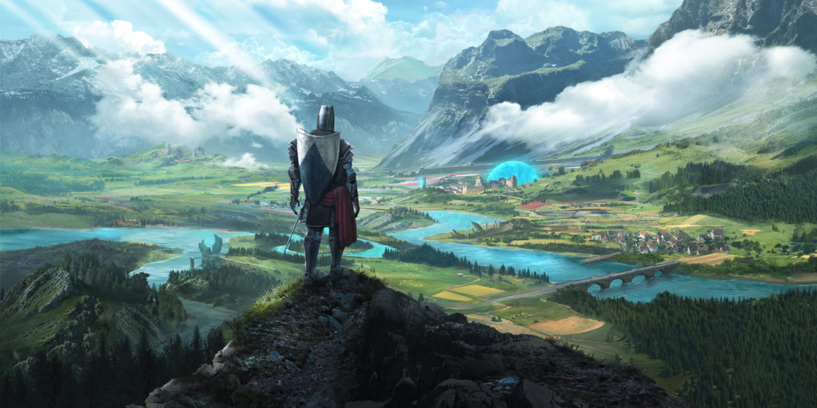 Exploring black and white morality through gray characters in video games, protagonist or antagonist, hero or villain, legends of aria narrative storytelling