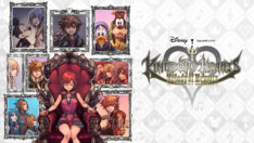 Kingdom Hearts: Melody of Memory release date November Nintendo Switch Nintendo Direct Mini: Partner Showcase action rhythm game Square Enix
