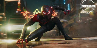 Spider-Man: Miles Morales Features Ray-Traced Puddles Insomniac Games full character arc