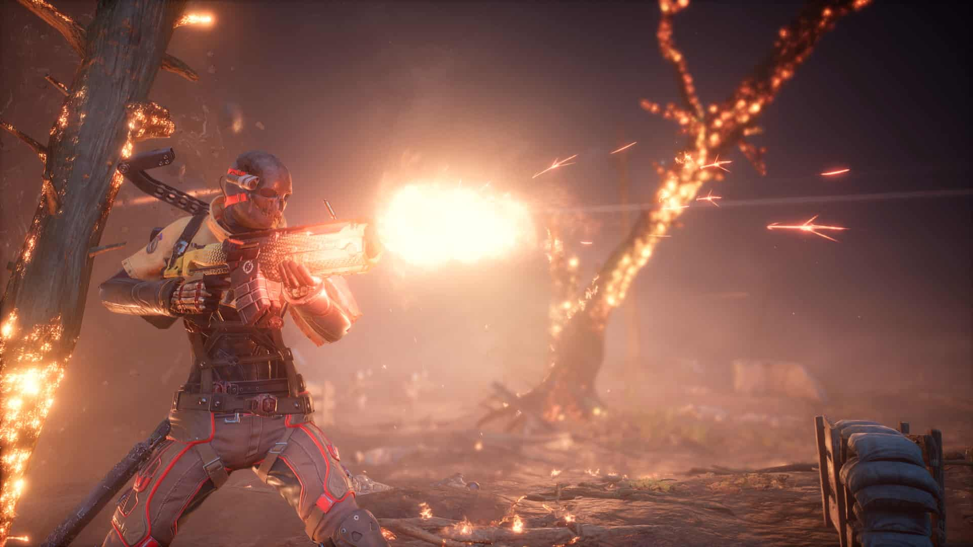 Outriders Technomancer preview Square Enix People Can Fly
