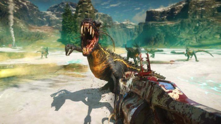 war effort, Second Extinction, Systemic Reaction, Xbox Series X, dinosaurs, dinos, Early Access