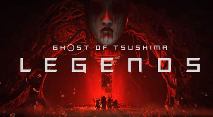 Ghost of Tsushima: Legends multiplayer surprise announcement Sucker Punch Productions PlayStation 4 PlayStation 5 free DLC