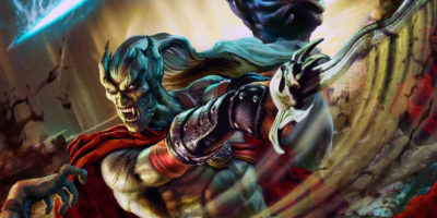 Blood Omen: Legacy of Kain is a lost art of exceptional character, being protagonist or antagonist to Raziel