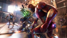 Marvels Avengers beta preview Crystal Dynamics Square Enix Marvel's Avengers playstation 5