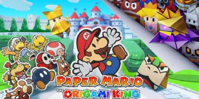 Paper Mario: The Origami King funniest Nintendo game adventure expands what Mario can be