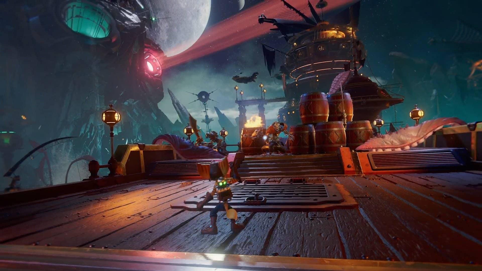 3D platformer revival Crash Bandicoot 4: Its About Time Ratchet & Clank The Gunk Balan Wonderworld Psychonauts 2 Yooka-Laylee A Hat in Time