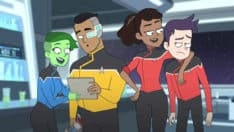 Star Trek: Lower Decks Is Too Reverential to Be Truly Transgressive Trek, including The Next Generation and Deep Space Nine, Gene Coon influence missed