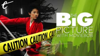Mulan Disney+ Disney what it means for theaters movies cinema - The Big Picture Bob Chipman
