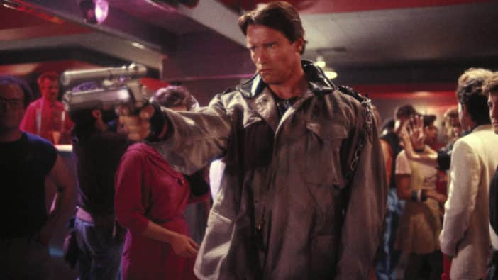 James Cameron The Terminator subtle subversion slasher horror film in addition to influential science fiction cinema