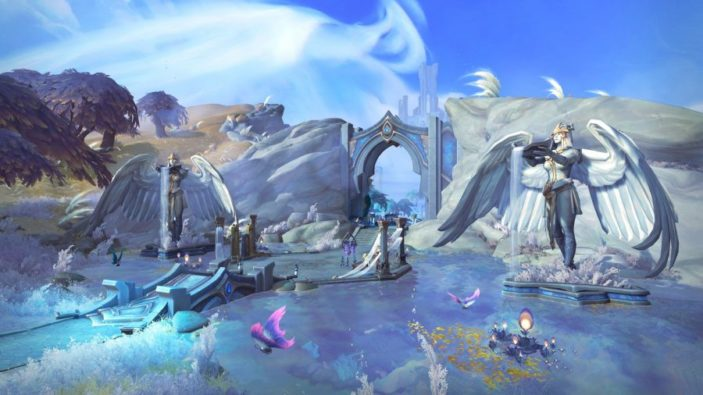 World of Warcraft: Shadowlands Will Release This October Blizzard MMO
