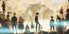 13 Sentinels: Aegis Rim review Vanillaware Atlus RTS real-time strategy visual novel science fiction