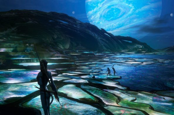 Avatar 2 finished filming Avatar 3 almost finished James Cameron
