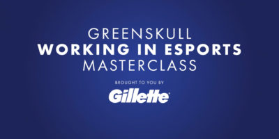 Gillette sponsored Getting your start in the gaming industry with Greenskull esports