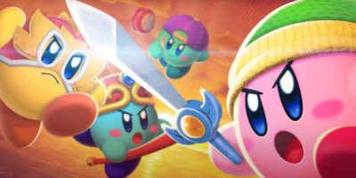 Kirby Fighters 2 Nintendo Switch eShop launch trailer