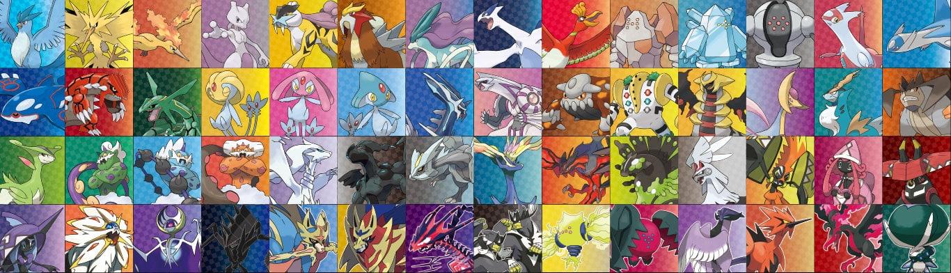 Pokémon Sword and Shield, Nintendo, The Crown Tundra, The Isle of Armor, DLC, Legendaries