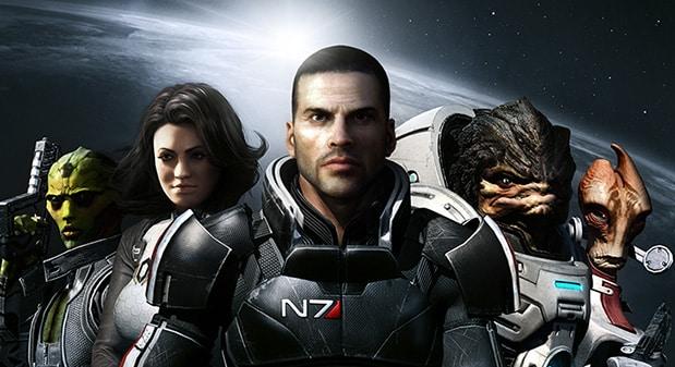 remake, Nintendo Switch, Mass Effect Trilogy, EA, BioWare, Leaked,