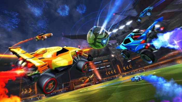 Video game news 9/15/20: Rocket League free-to-play launch date, Fall Guys Big Yeetus update, Twin Mirror release date, PS5 production numbers