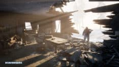 Scavengers, Midwinter Entertainment, Early Access, gameplay trailer, halo