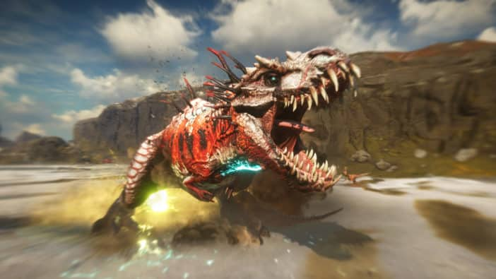 dinosaur, Second Extinction, Systemic Reaction, Xbox Series X, Steam, Early Access,