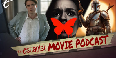 This week on The Escapist Movie Podcast: The Devil All the Time, Antebellum, The Mandalorian, and more schedule reshuffling.