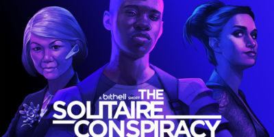 The Solitaire Conspiracy Streets and Alleys Mike Bithell Greg Miller Inel Tomlinson PC Steam spy spies