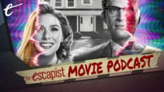 Enola Holmes, WandaVision and Antebellum (Spoilers) - The Escapist Movie Podcast Bob Chipman Jack Packard Darren Mooney