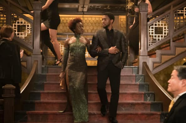Chadwick Boseman Black Panther Wakanda offers the uncolonized Black country, the meaningful Black superhero as a symbol will not be recast kevin feige