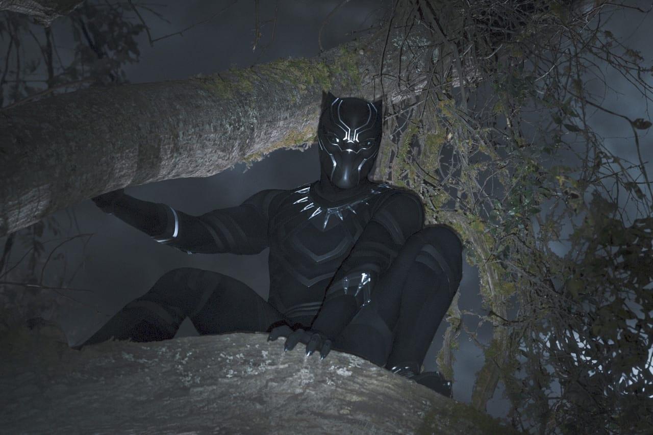 Chadwick Boseman Black Panther Wakanda offers the uncolonized Black country, the meaningful Black superhero as a symbol