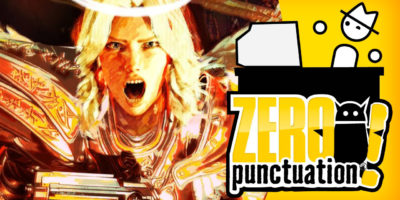 BPM: Bullets Per Minute review Zero Punctuation Yahtzee Croshaw Awe Entertainment