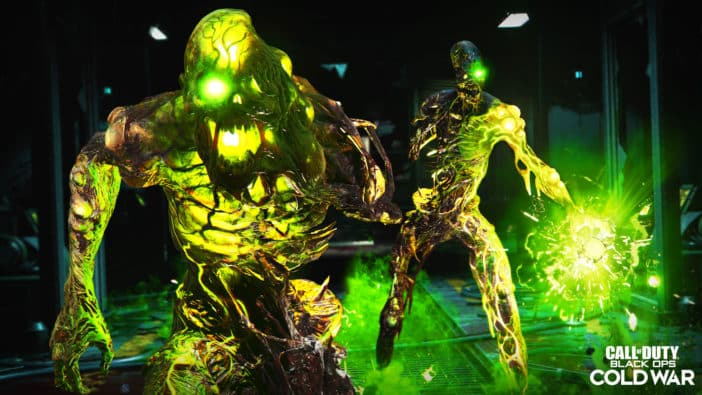 Call of Duty: Black Ops Cold War Zombies trailer story details