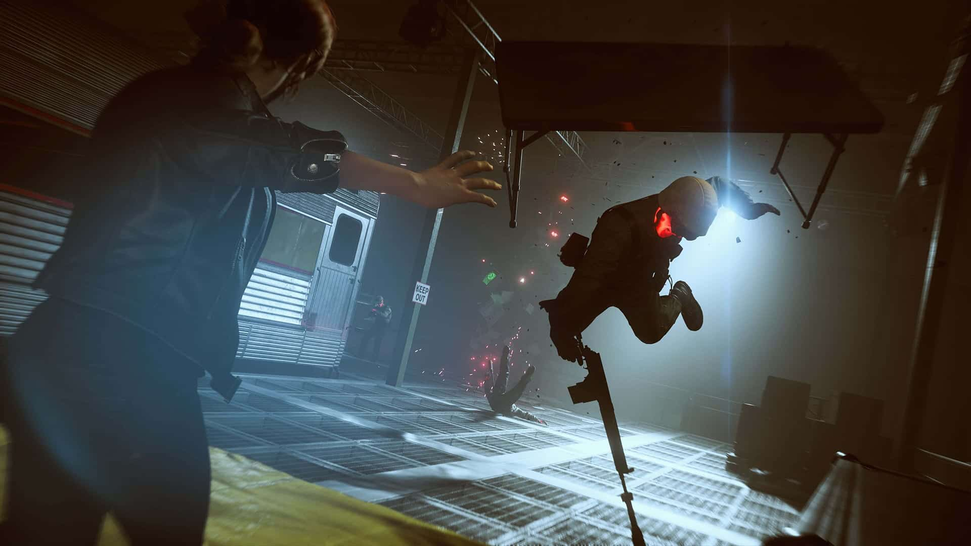 Remedy Entertainment Control: AWE Alan Wake expansion DLC embraces survival horror to great effect for the Remedy Connected Universe