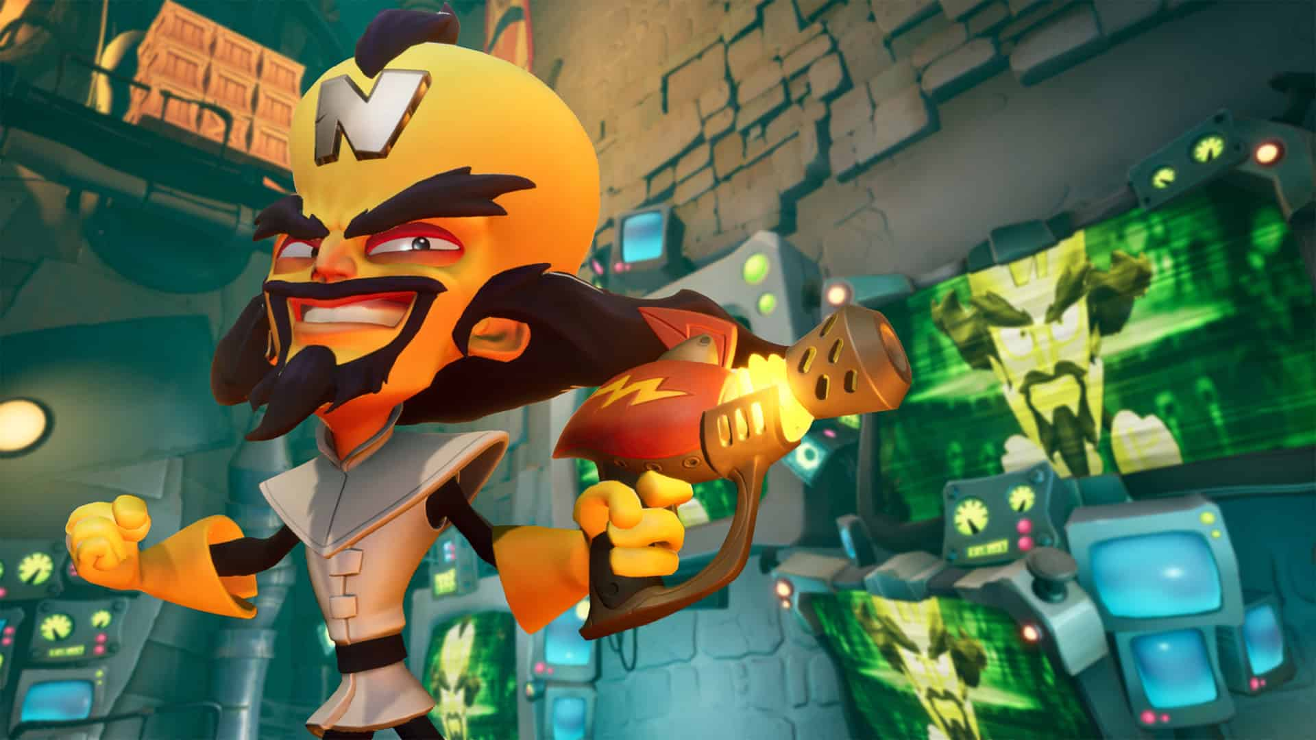 Toys for Bob revives Naughty Dog magic except for Neo Cortex preview Crash Bandicoot 4: It's About Time