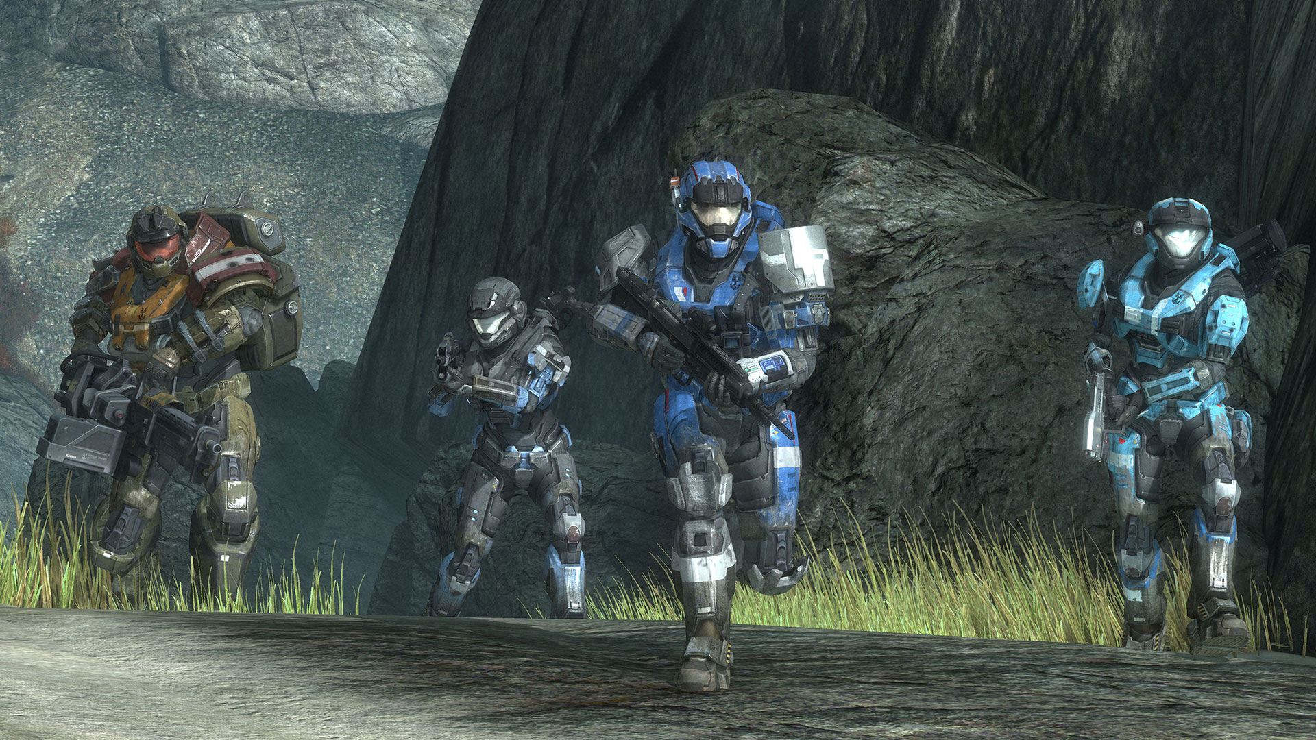 10 years later Bungie Halo: Reach interview game development secrets with Marcus Lehto, Lee Wilson