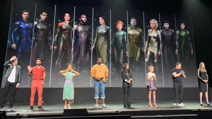 Director Chloé Zhao has opend up about her promising vision for Marvel Eternals, including manga influences and a Bollywood dance number. MCU movie