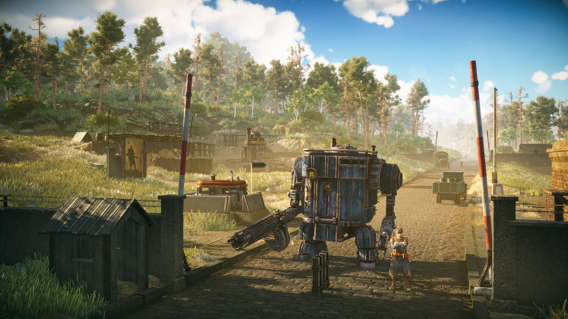 Iron Harvest review King Art Games PC Deep Silver RTS real-time strategy stealth formation