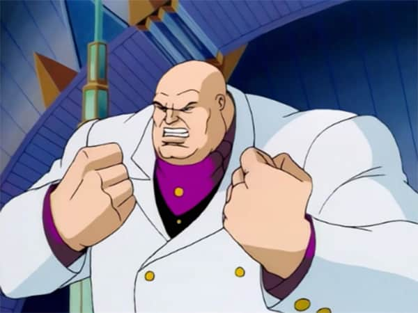 Spider-Man: The Animated Series Kingpin