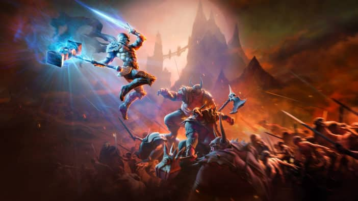 Kingdoms of Amalur: Re-Reckoning interview Reinhard Pollice THQ Nordic Big Huge Games 38 Studios second chance for the franchise from MMORPG origins