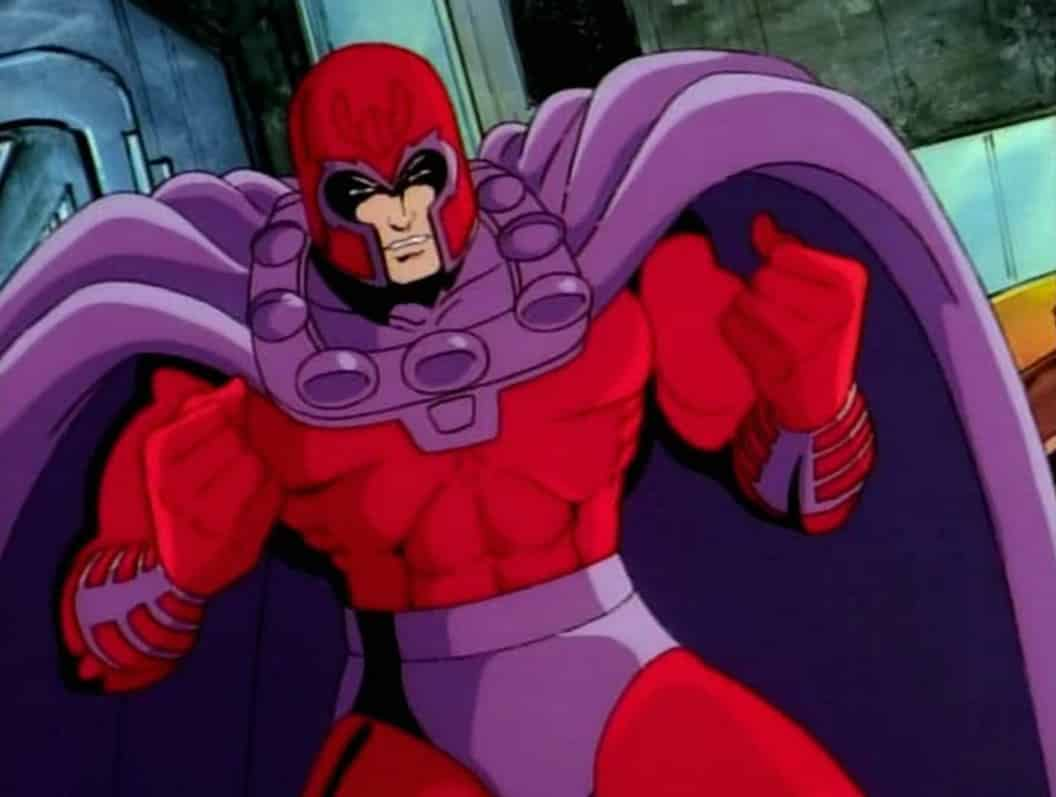 X-Men mutants not human according to 2003 court with Toy Biz and U.S. Customs - Magneto