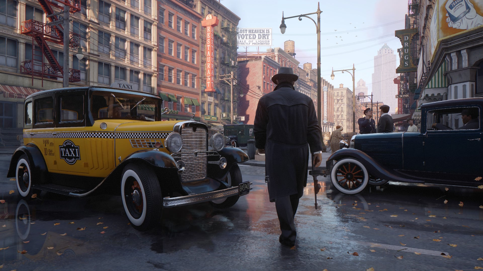 Mafia: Definitive Edition review Hangar 13 2K modernized gameplay in the remake helps and hurts