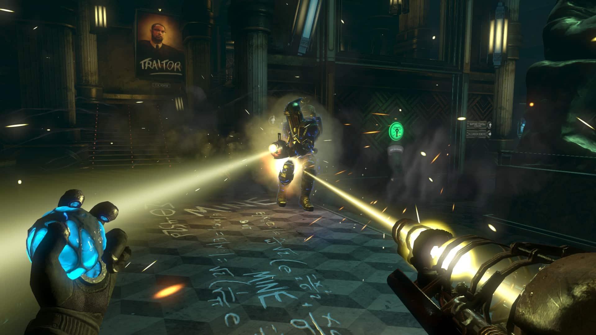 2K Marin BioShock 2: Minerva's Den