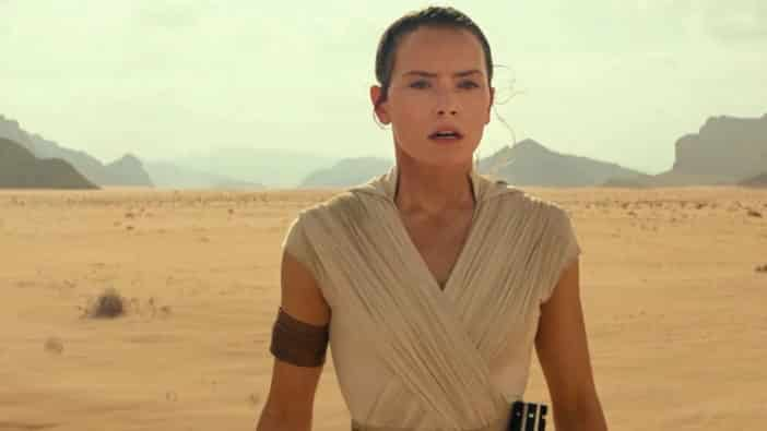 daisy ridley Disney Star Wars trilogy Rey parents Obi-Wan Palpatine familial connection plans