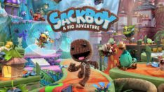 Sackboy: A Big Adventure, Sumo Digital, PlayStation 5, Sony, Deluxe