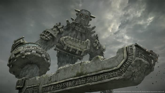 Shadow of the Colossus Wander stages of grief lessons